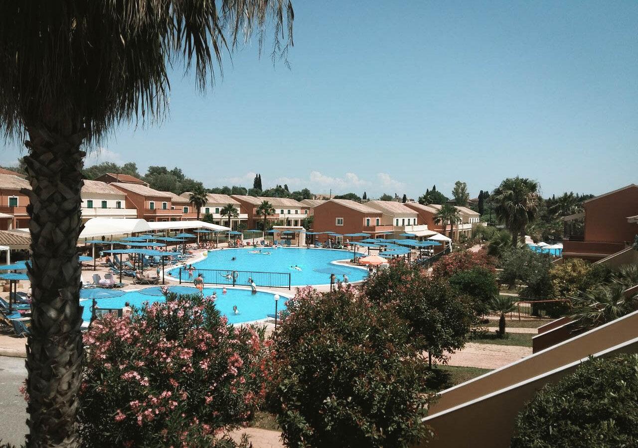 Aqualand Hotel in Corfu 100