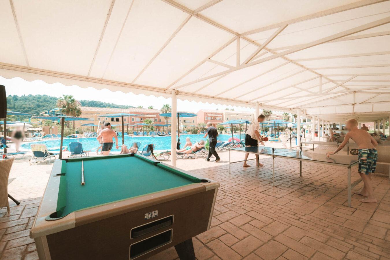 Aqualand Hotel in Corfu 27