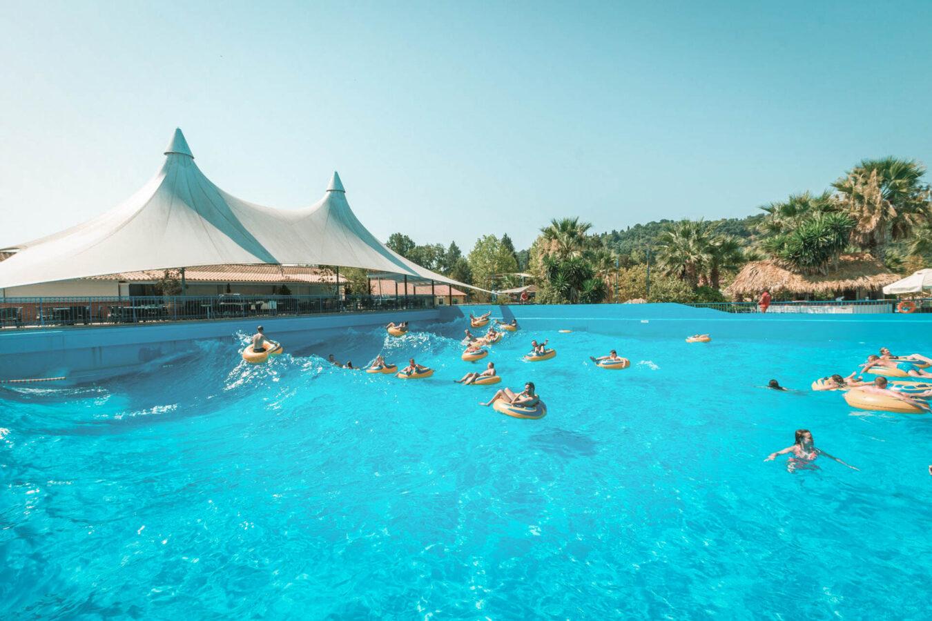 Aqualand Hotel in Corfu 38