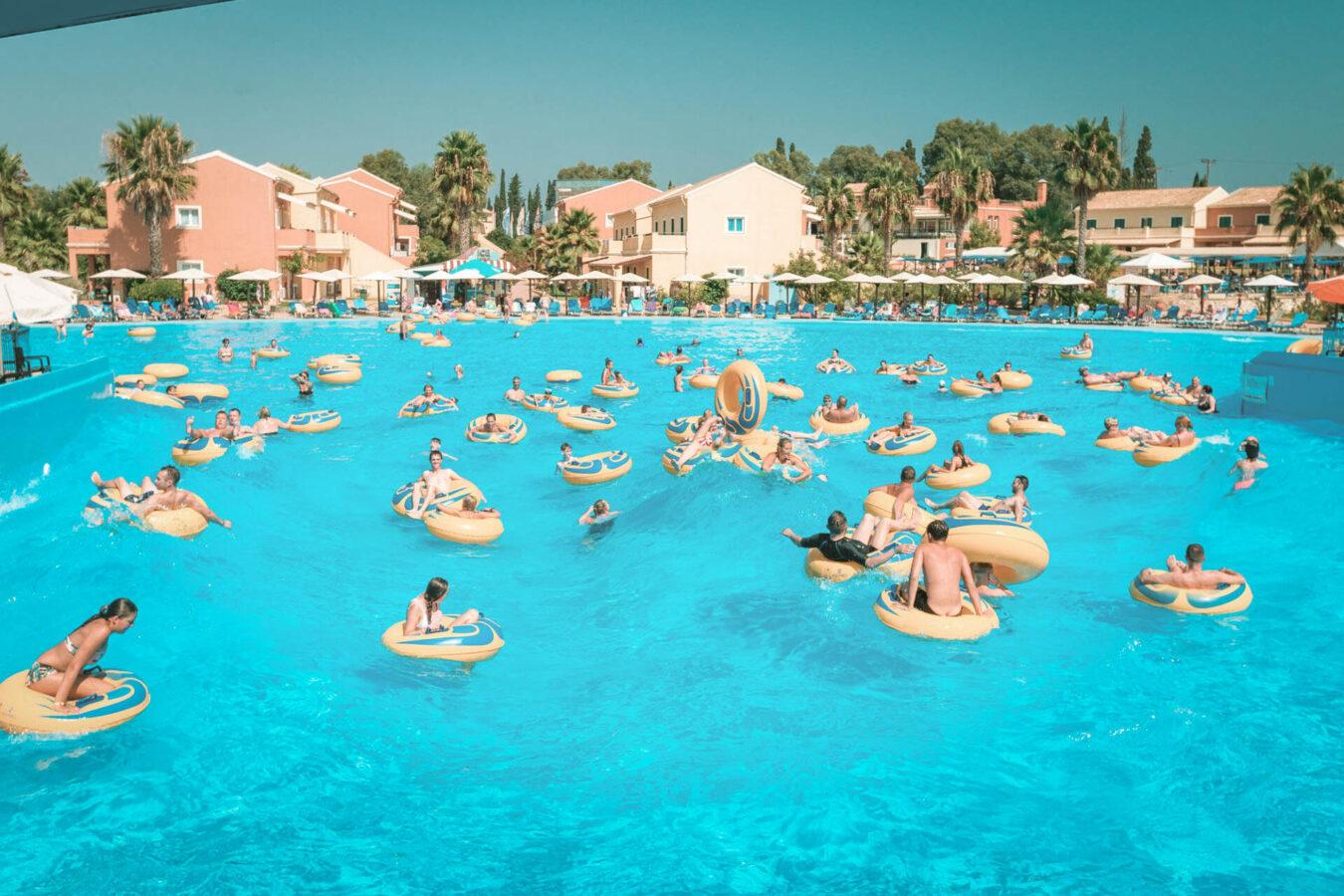 Aqualand Hotel in Corfu 40