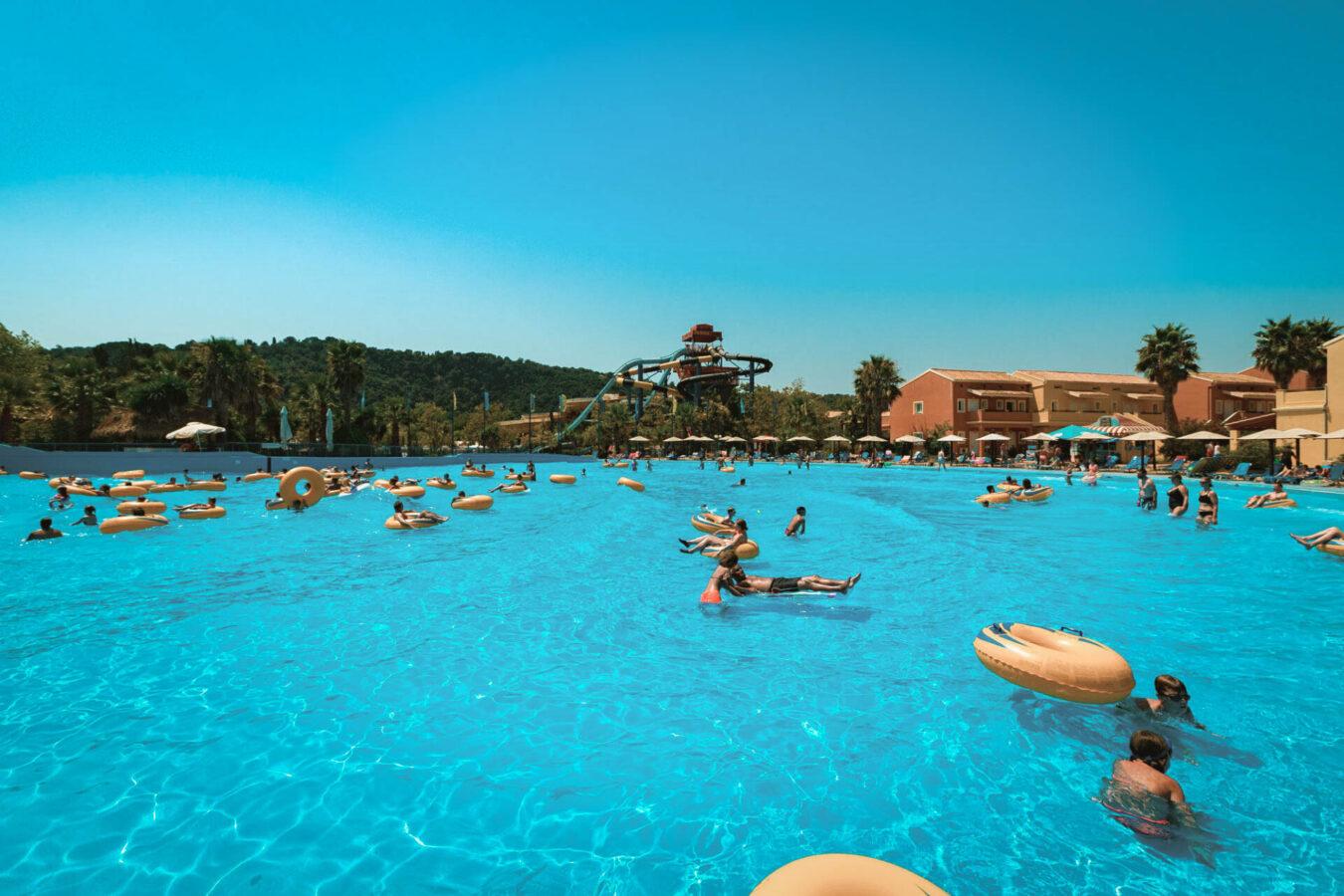 Aqualand Hotel in Corfu 43