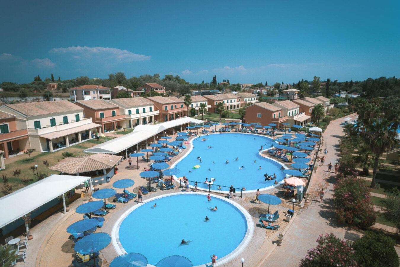 Aqualand Hotel in Corfu 50