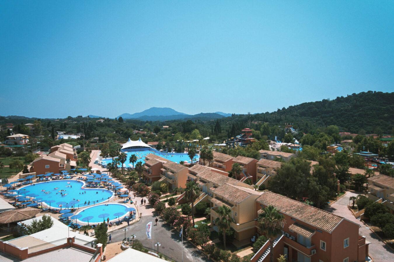 Aqualand Hotel in Corfu 7