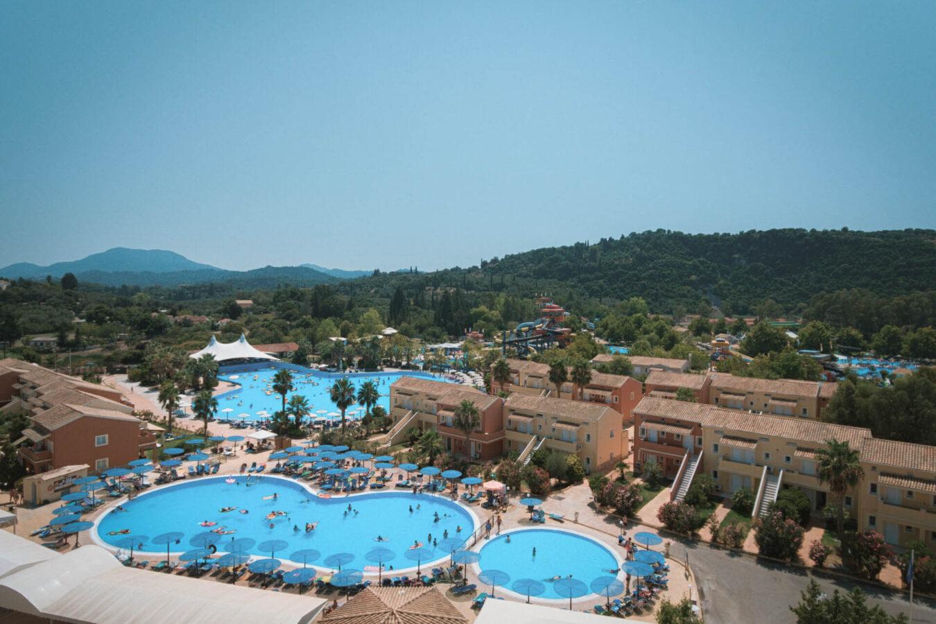 Aqualand Hotel in Corfu 8