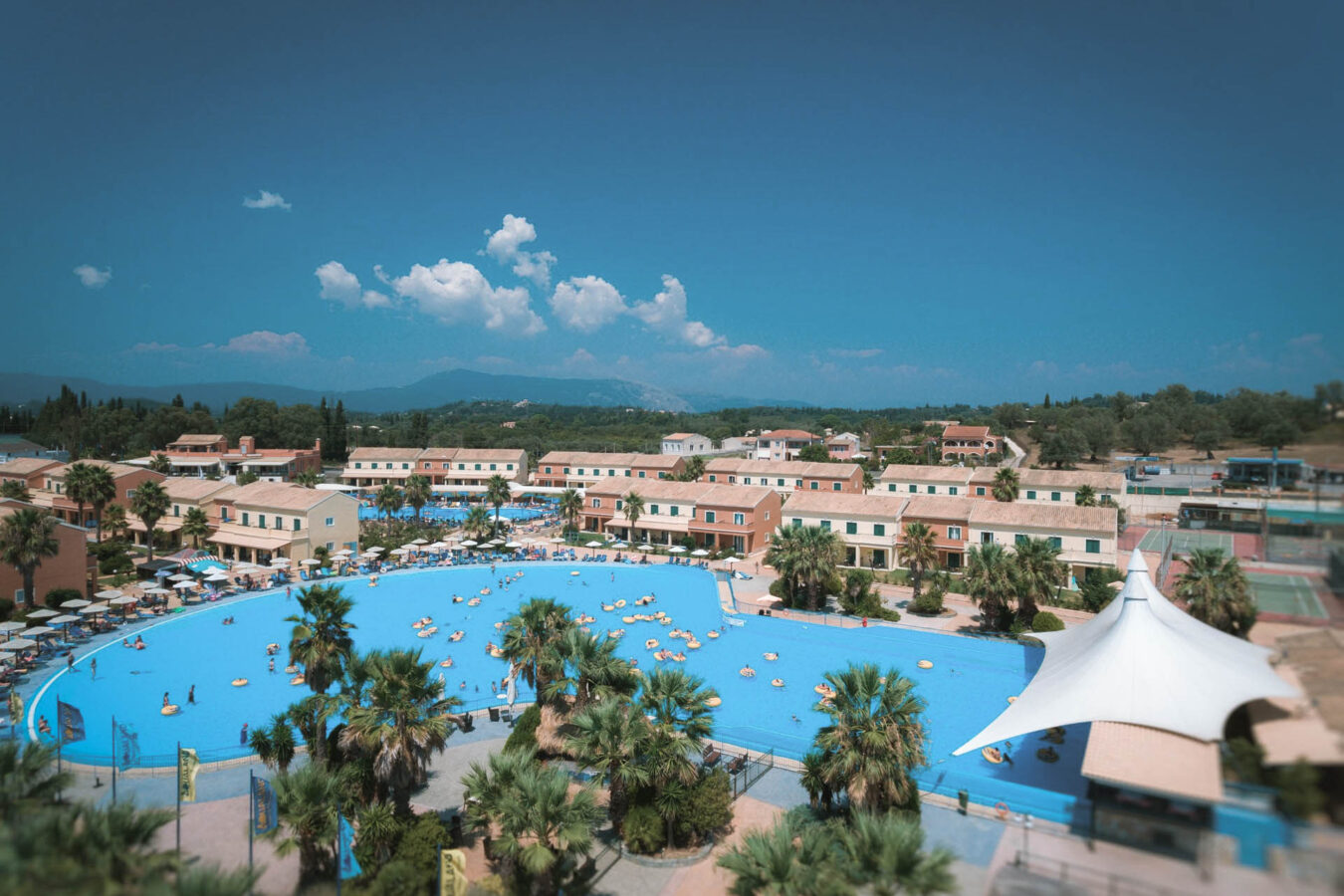 Aqualand Hotel in Corfu 88