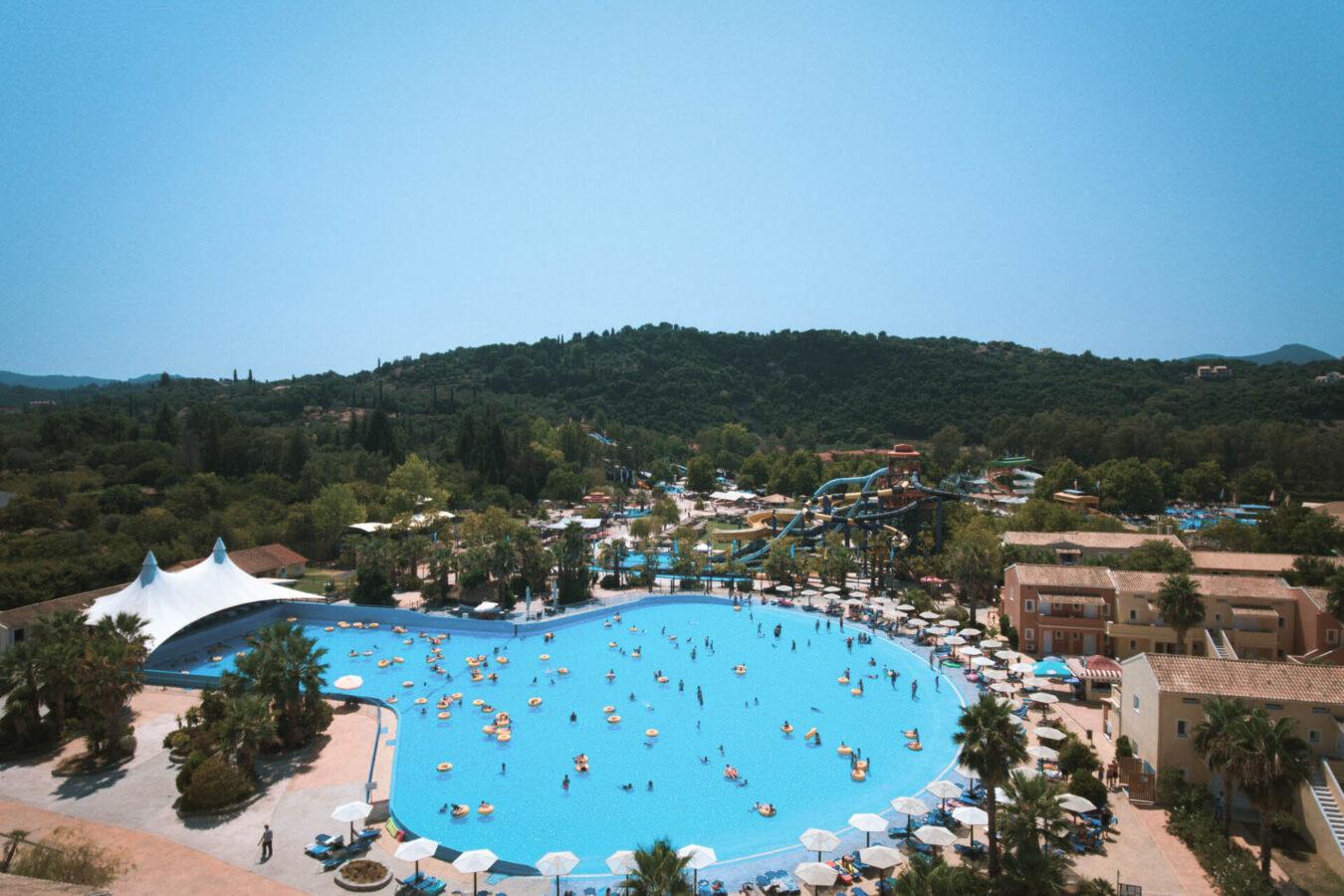 Aqualand Hotel in Corfu 9