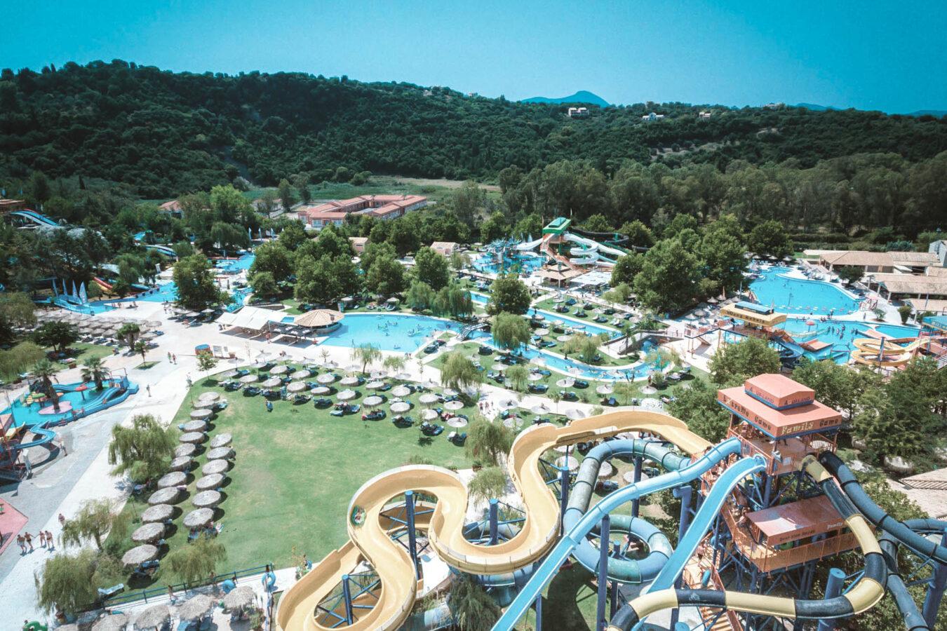 Aqualand Hotel in Corfu 90