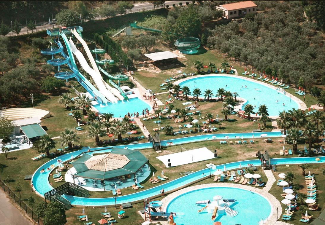 Aqualand Hotel in Corfu 94