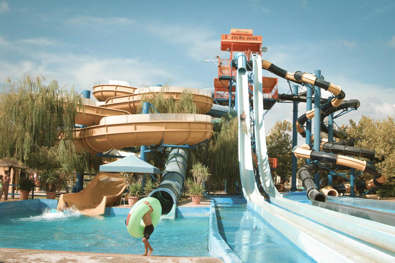 Aqualand Hotel in Corfu 97
